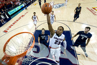 Gonzaga Men's Basketball versus Eastern Oregon