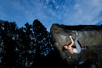 Leavenworth Bouldering with GU Outdoors