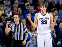 Gonzaga vs. San Diego Men's Basketball