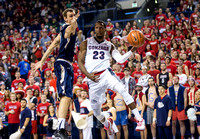 Gonzaga Men's Basketball versus Mount St. Mary's